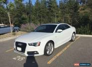 Audi: A5 S line sport for Sale