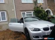 2009 BMW 3.0 325D M SPORT A SILVER for Sale