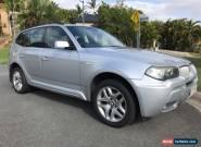 BMW X3 2007 3LT DIESEL EXC COND  for Sale