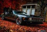 Classic 1970 Ford Mustang Mach 1 Fastback for Sale