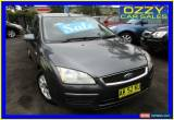 Classic 2006 Ford Focus LS LX Grey Automatic 4sp A Hatchback for Sale