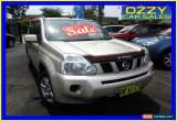 Classic 2010 Nissan X-Trail T31 MY10 ST (4x4) Champagne 6sp CVT Auto Sequential Wagon for Sale