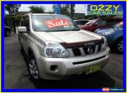 2010 Nissan X-Trail T31 MY10 ST (4x4) Champagne 6sp CVT Auto Sequential Wagon for Sale