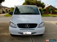 Mercedes-Benz Vito 115CDI 2005 long wheelbase automatic for Sale