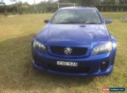 VE SV6 commodore automatic  for Sale