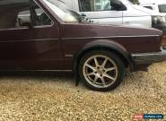 VW Golf Mk1 convertible  for Sale