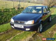 Ford Fiesta 1.6 Ghia 2001 for Sale