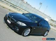 2011 BMW 520D F10 MY12 Blue Automatic 8sp Automatic Sedan for Sale