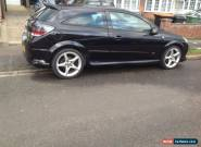 2006 VAUXHALL ASTRA SRI+CDTI 100 BLACK for Sale