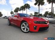 2012 Chevrolet Camaro ZL1 Coupe 2-Door for Sale