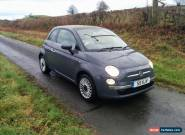 2010 60 FIAT 500C Convertible, air conditioning, alloys, FSH for Sale
