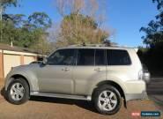 Mitsubishi Pajero 4WD for Sale