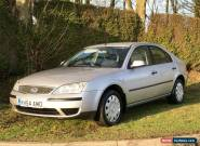 2004 Ford Mondeo 1.8 LX 5dr for Sale