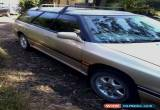 Classic  Subaru liberty wagon 1992 awd for Sale
