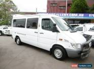 2005 Mercedes-Benz Sprinter 316CDI LWB White Automatic 5sp A Van for Sale
