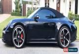 Classic 2013 Porsche 911 Carrera 4S Convertible 2-Door for Sale