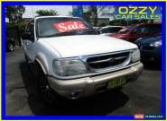 2000 Ford Explorer UQ XLT (4x4) White Automatic 5sp Automatic 4x4 Wagon for Sale