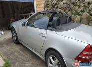 Mercedes SLK 320 for Sale