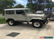 TOYOTA LANDCRUISER SHORTY for Sale