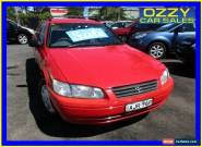 2000 Toyota Camry MCV20R CSi Red Automatic 4sp A Wagon for Sale