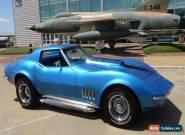 1969 Chevrolet Corvette 2 dr for Sale
