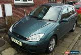 Classic Ford Focus 1.6 lx Petrol  for Sale