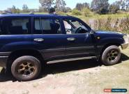 2 X V8 PETROL GXL LANDCRUISERS BLUE AND WHITE  for Sale
