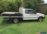 Ford Courier XL (1997) Super Cab P/Up 5 SP Manual (2.6L - Electronic F/INJ)  for Sale