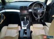 2003 BMW 530 D SPORT AUTO BLACK for Sale