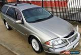 "Classic 2001 FORD FALCON ""FAIRMONT"" with TICKFORD DUAL FUEL for Sale"