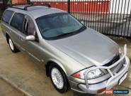 "2001 FORD FALCON ""FAIRMONT"" with TICKFORD DUAL FUEL for Sale"