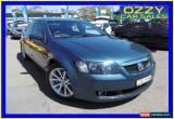 Classic 2009 Holden Calais VE MY09.5 V Blue Automatic 6sp A Sedan for Sale