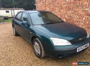Ford mondeo 1.8 spares or repair for Sale
