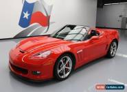 2013 Chevrolet Corvette Grand Sport Convertible 2-Door for Sale