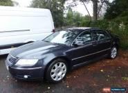 2004 Volkswagen Phaeton 3.2 V6 Auto Petrol **SPARES or REPAIR** for Sale