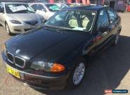 2000 BMW 318I E46 18I Black Automatic 4sp A Sedan for Sale