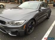 2016 BMW M4 Base Convertible 2-Door for Sale