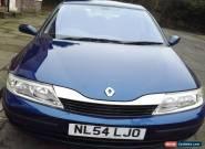2004 RENAULT LAGUNA EXTREME 16V BLUE for Sale