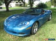 2011 Chevrolet Corvette Base Convertible 2-Door for Sale