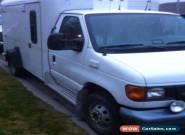 Ford : E-Series Van Crestline Ambulance for Sale