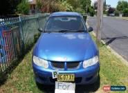2002 vx commodore  for Sale