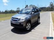 2010 Holden Captiva Turbo Diesel 7 Seater for Sale