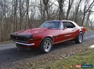 1967 Chevrolet Camaro 2 DOOR COUPE for Sale