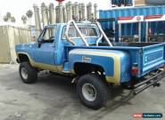 1979 Chevrolet Other Pickups for Sale