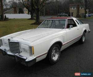 Classic 1977 Ford Thunderbird for Sale