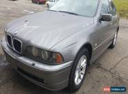2003 BMW 5-Series Base Sedan 4-Door for Sale