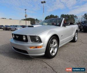 Classic 2005 Ford Mustang 2dr Convertible GT Premium for Sale