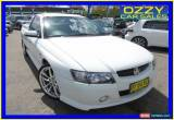 Classic 2005 Holden Commodore VZ SS White Automatic 4sp A Utility for Sale