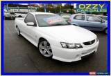 Classic 2003 Holden Commodore VY SS White Automatic 4sp A Utility for Sale