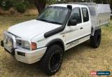 Classic 2000 Ford Courier XL Manual 5sp M Extracab for Sale